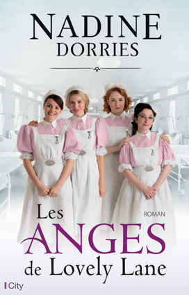 Couv Les anges de Lovely Lane