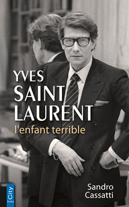 Couv Yves Saint-Laurent