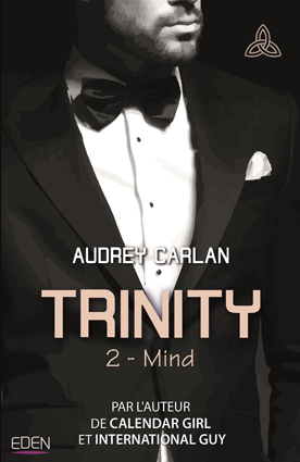 Couv Trinity Tome 2 : Mind