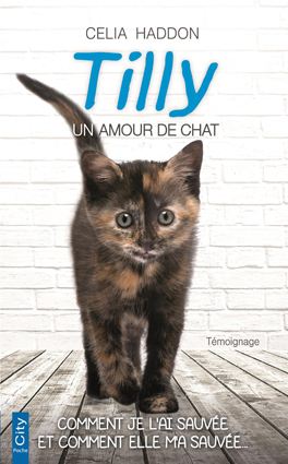 Couv Tilly, un amour de chat