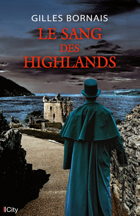 Couv Le sang des Highlands
